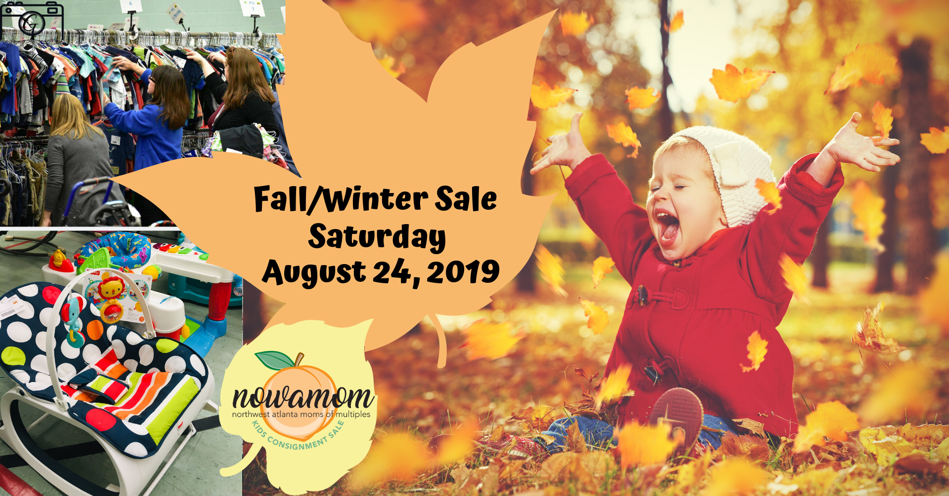 57a4fc7a NOWAOM Kids Consignment Sale